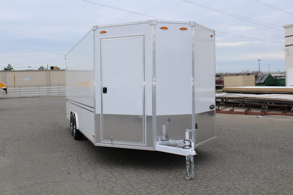 TPD Trailers - Custom enclosed trailers