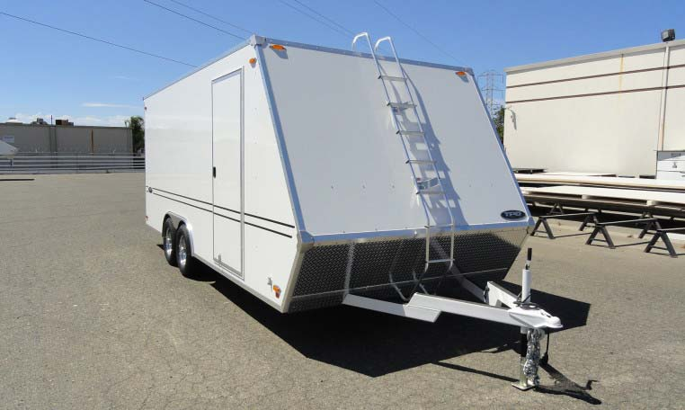 20' TPD Trailer