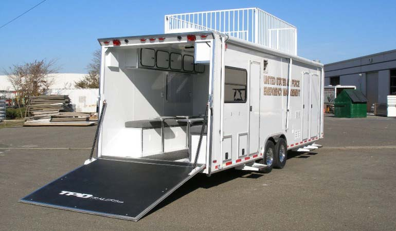 28 Special Ops Tag Pull Tpd Trailers